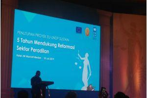 Penutupan Proyek EU-UNDP Sustain