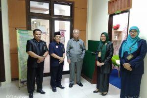 Kunjungan Kerja Ketua Pengadilan Tinggi Agama Medan