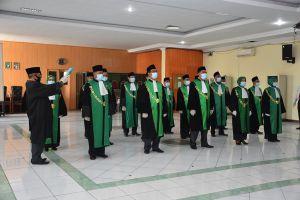Dr. Hj. Sakwanah, S. Ag, SH, MH, Ketua PA. Stabat yang Baru