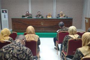 Rapat Koordinasi Mengawali  Pelaksanaan Tugas Tahun 2020