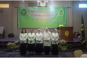 Pertemuan Dharmayukti Karini se Sumatera Utara