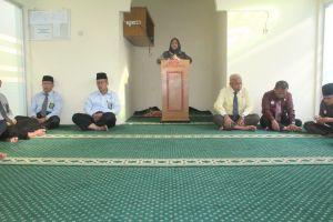 Pembinaan Wakil Ketua Pengadilan Agama Stabat
