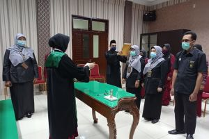 Mutasi Dalam Rangka Penyegaran Pada Pengadilan Agama Stabat